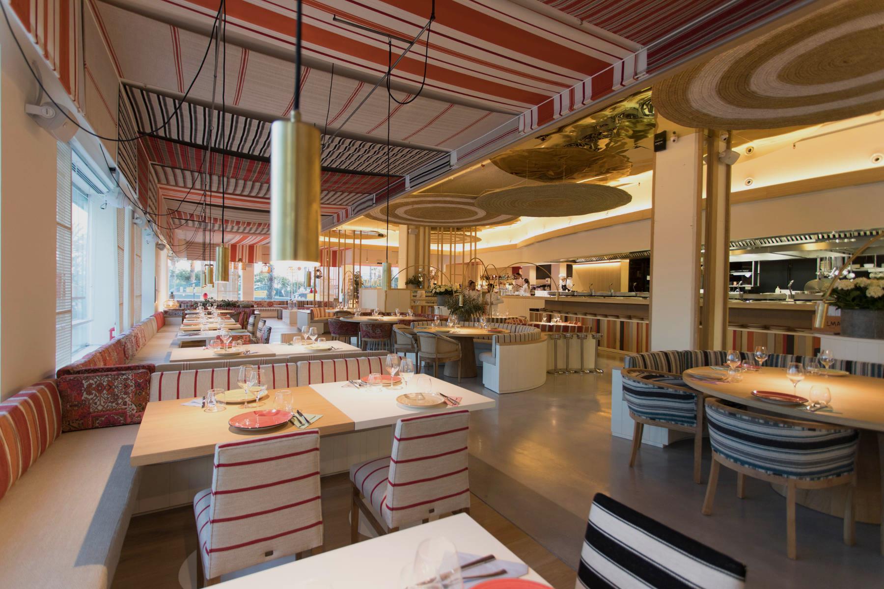 Restaurante de paella en Barceloneta - Mana 75