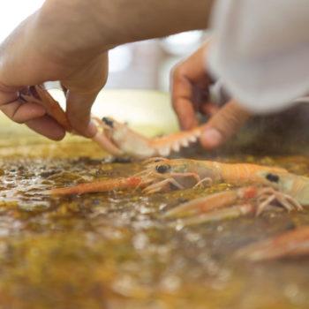 Seafood Paella Barcelona