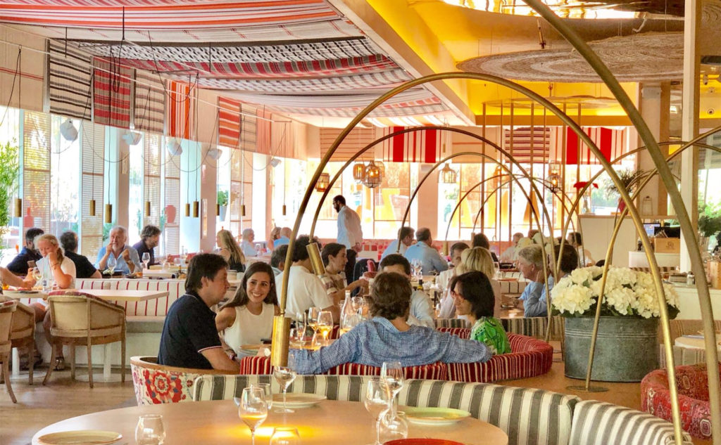 paella restaurant Maná 75 in Barcelona