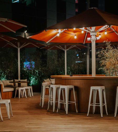 terraza en Barceloneta - Mana 75