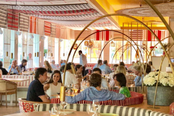 restaurante paella barcelona