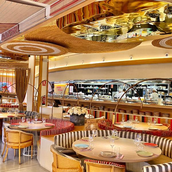 Restaurante Mediterráneo en Barcelona - Mana 75