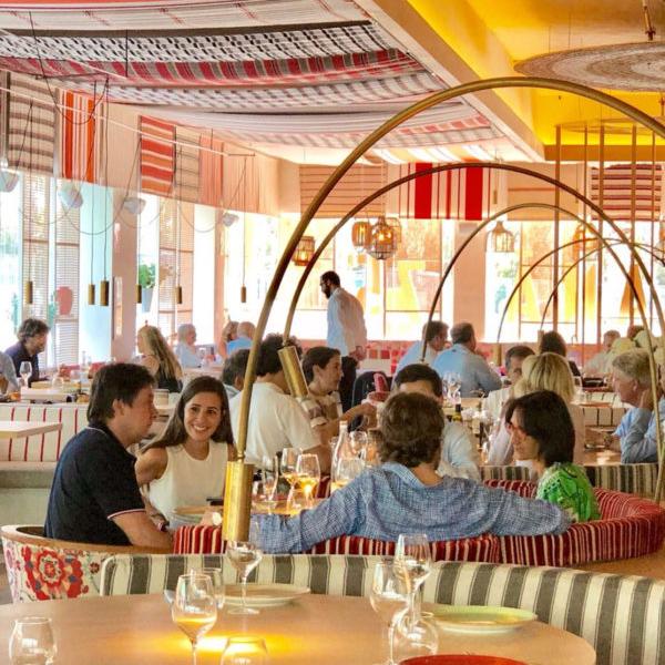 Restaurante de paella en Barcelona - Mana 75